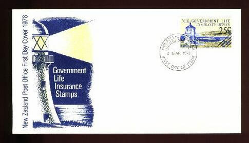 1978 Lighthouse fdc