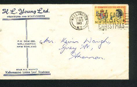 1965 Printers and stationers cover